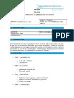 Syllabus Español, Cuarto
