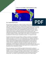 ASUNTOS DEL CLIMA EN COLOMBIA VISTOS DESDE EL NIÑO