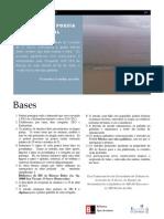 Bases do V certame de poesía Xosé A. Barral 2011