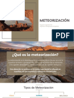 5. Meteorización