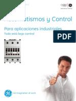 Automatismos y Control (Catálogo)