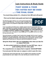 Bus 240 Final Exam Study Guide Version 19