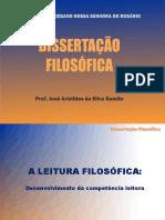 Dissertação filosófica - 11-03-2021