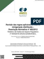 6 Modelo de AIR - SRD - Geração Distribuida