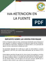 IVA-RETENCION EN LA FUENTE