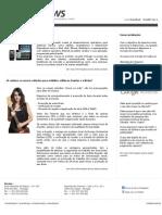 Newsletter Março 2011