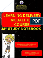 Study Notebook Complete With Afor Module Amor Converted