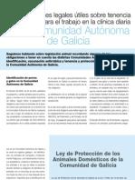 AV_30_Consideraciones legales útiles sobre tenencia de animales para el trabajo en la clínica diaria en la Comunidad Autónoma de Galicia