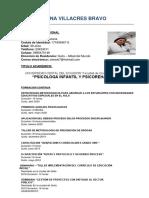 CV 2021 Ximena Villacres Bravo