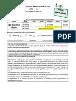 Guía 10° Química 2 Actividad