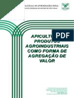 Apicultura produtos agroindustriais como forma de apregação de valor