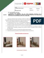 Informe Casas Urb. El Remanso