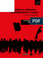 José Sergio Leite Lopes & Beatriz Heredia (orgs.) - Trabalhadores urbanos, trabalhadores rurais