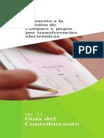 1-Guia 21-Impuesto a la emisión de cheques