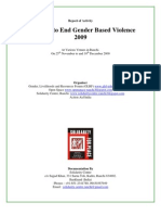 GBV Fortnight 2009 Report