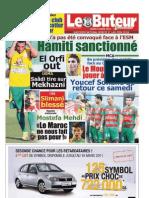 LE BUTEUR PDF du 03/03/2011