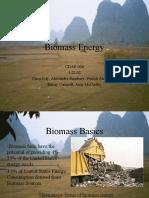 Cdae 6 Biomass