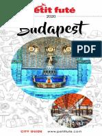 Budapest_PETIT FUTE 2020