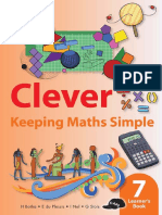 Clever Keeping Maths Simple Grade 7 Learner's Book ( PDFDrive )