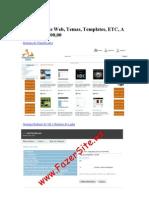 Sistemas Web Fazer Site