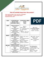 Plan de Activitati Grupa Mare 02-06.11.2020