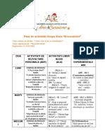 Plan de Activitati Grupa Mare 11-15.01.2021