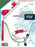 Elex N°29 - Janvier 1991