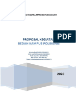 UAS Proposal Bedah Kampus Polibisnis 2020