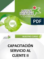 2. Inducción Servicio al Cliente