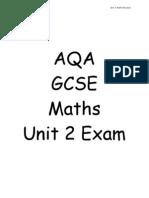 Unit 2 Revision Guide