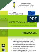 351727305-52750356-Regimul-Vamal-Al-Uniunii-Europene-Prezentare