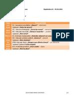 Planificare Saptamanala 01-05.02.2021