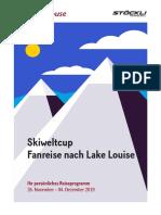 Lake Louise 2019