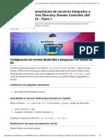 Guía para la implementación de servicios integrados a Samba4 como Active Directory Domain Controller (AD DC) en Debian 9_10 – Parte 3 _ _ Sysadmins de Cuba