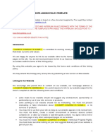 Website_Linking_Policy_Template