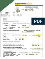 Vérifications Contraintes et Pieds Droits pour Etaiement 40 HAMADIA 11-2020