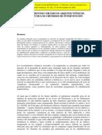 Fortés, S. Revestimientos cerámicos arquitectónicos. criterios interv. 2002