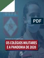 LIVRO_Colégios Militares e a Pandemia de 2020