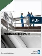 Zodiac Aerospace Ra 2015-2016 Rapport Dactivite Bd