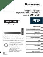 Panasonic DMR UBT1
