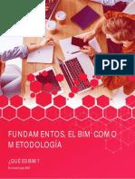 Fundamentos el BIM como metodología