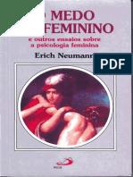 O Medo Do Feminino de Erich Neumann