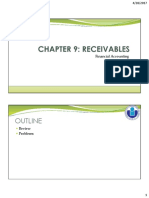 Chapter 9 Receivable