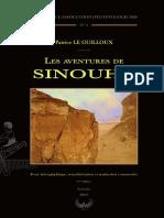 Les Aventures de Sinouhe Texte Hieroglyp