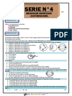 Série d'exercices N°4 - SVT - Brassage - Dihybridisme - Bac Sciences exp (2016-2017) Mme Harbawi Mbarka