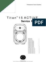 Wharfedale TITAN 15A