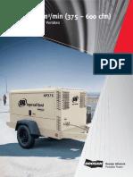Catálogo P425 e HP375