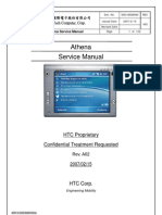 HTC Athena X7500 Service Manual & Repair Guide
