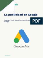 eBook - Publicidad en Google ADS