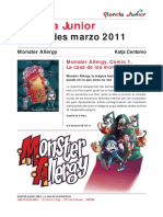 Boletin Planeta Junior Marzo 2011 Bis